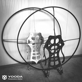 F1 and F2 frames - YOODA Paramotors Atelier