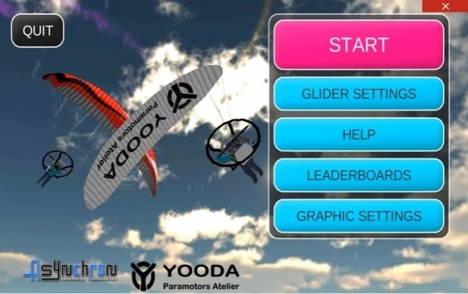 PPG SIMULATOR for ANDROID (YOODA Edition) - YOODA Paramotors Atelier